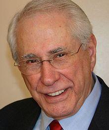 Mike Gavel, former United States Senator from Alaska.