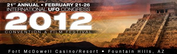 2012 International UFO Congress