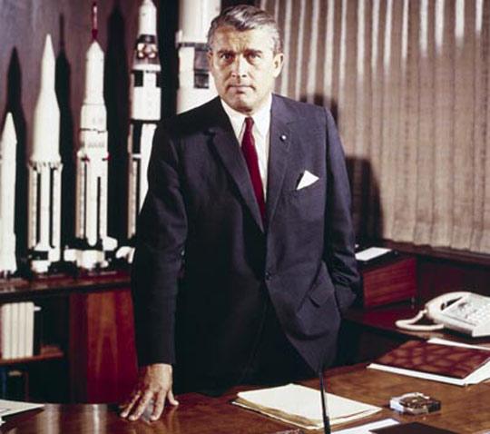 Dr. Werner von Braun
