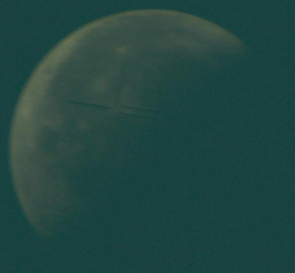 Apollo 9 Moon UFOs