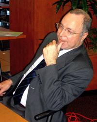 Alain Boudier, President of the Sigma/3AF Commission (image credit: ovni-alerte.com)