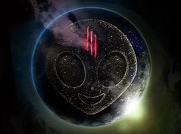 Alien smiley. (Credit: Google)