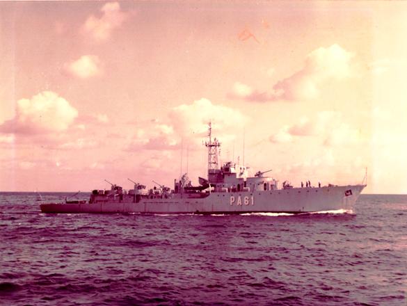 The Spanish navy vessel Atrevida. (Credit: José Juan Medina Cobacho/Wikimedia Commons)