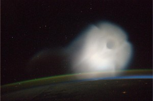ISS Space Cloud