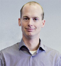 Mars One co-founder Bas Lansdorp. (Credit: Mars One)