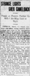 Bisebee Daily Review March 18, 1909.