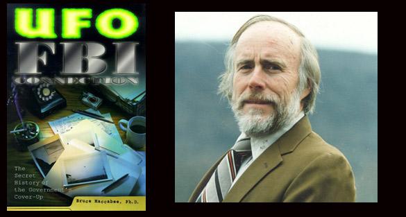 Bruce Maccabee UFO FBI Connection
