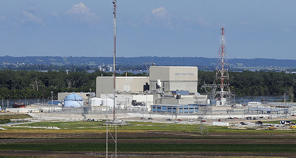 Cooper Nuclear Station (Credit: Nebraska Public Power District)