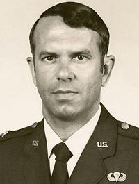 Charles Halt in 1981.