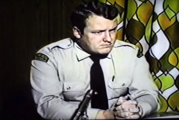 Jim Blackwood in a 1978 interview. (Credit: Jim Blackwood/YouTube)