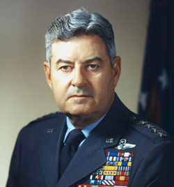 General Curtis LeMay (credit: USAF)