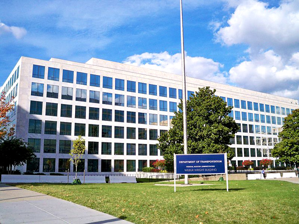 FAA headquarters in Washington, D.C. (Credit: Matthew G. Bisanz/Wikimedia Commons)