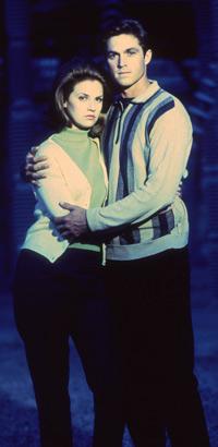 Agent Loengard and Kimberly. (image credit: NBC)