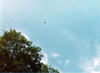 Denmark UFO 1974