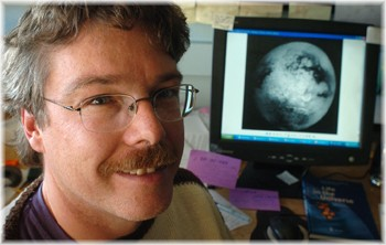 Professor Dirk Schulze-Makuch. (Credit: WSU)