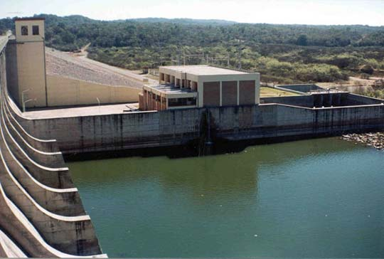 El Tunal Dam