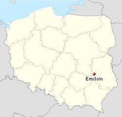 Emilcin, Poland (iange credit: google maps)
