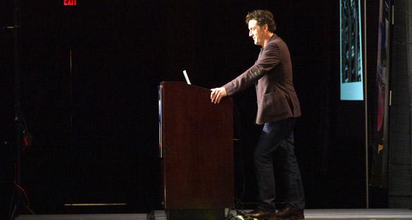 James Fox at the UFO Congress 2013