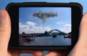 Creating a UFO invasion with FxGuru. (Credit: Picadelic)