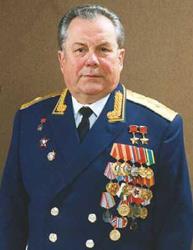 General Pavel Popovich