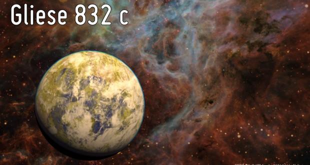 Gliese 832c