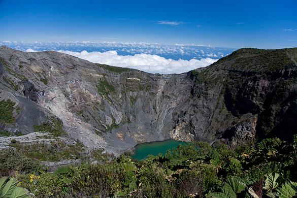 Irazu Volcano (Credit: Rafael Golan/CC3.0)