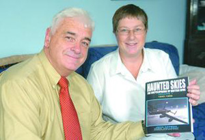 John Hanson and Dawn Holloway.
