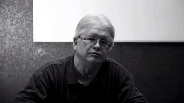 Photo of Mark McCandlish from the Kickstarter video. (Credit: James Allen)