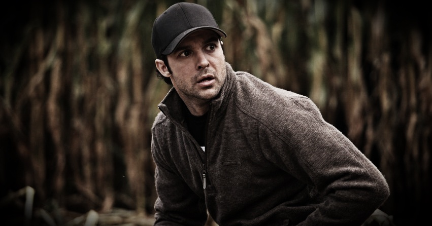 Mathieu Ratthe in The Gracefield Incident. (Credit: Matt Ratt Productions)