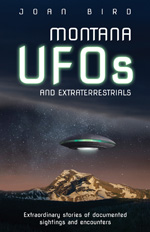 Cover of Montana UFOs and Extraterrestrials. (Credit: Riverbend Publishing)