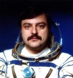Cosmonaut Musa Manarov