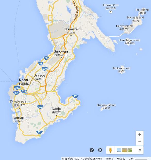 Naha-Map