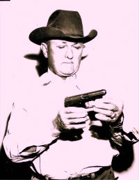 Sheriff Jess Slaughter (date unknown).