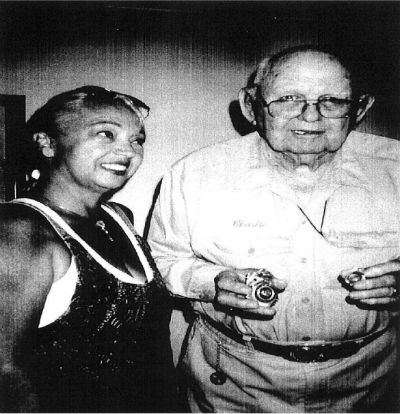 Deanna Bever and Charles Forgus circa 1999.