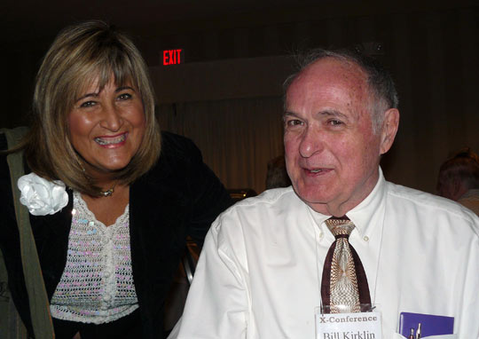 Paola Harris and Bill Kirklin in Washington D.C. (image credit: Paola Harris)