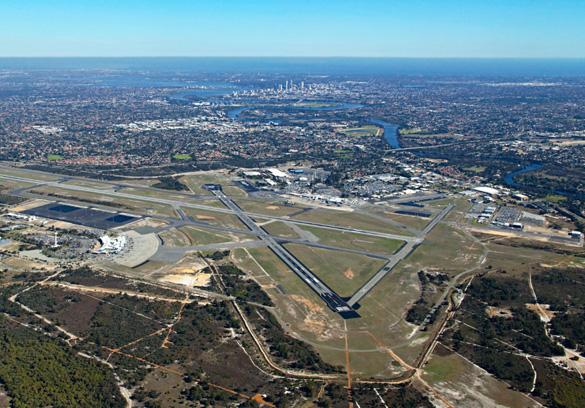 Perth International Airport. (Credit: Lukey1558)