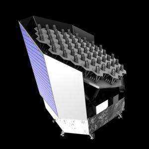 Plato spacecraft concept. (Credit: ESA)