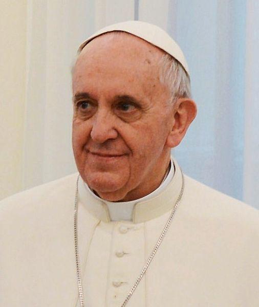 Pope Francis. (Credit: Casa Rosada/Wikimedia Commons)