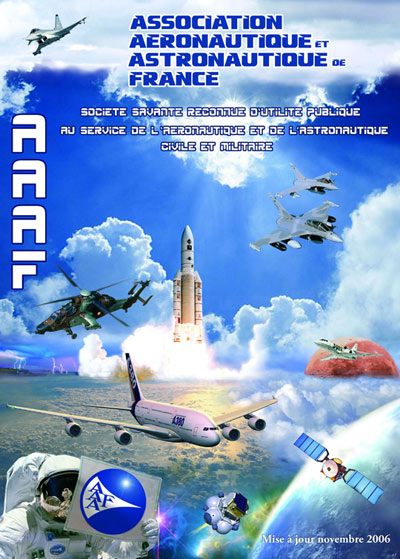 Poster of the Aeronautical and Astronautic Association of France (3AF) (image credit: 3AF)