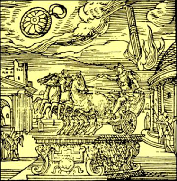 Image is from the Prodigiorum Liber.