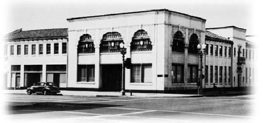 RAND's original office in Santa Monica, CA in 1948