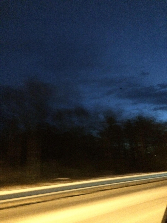 Rhode Island UFO Picture 3. Credit: MUFON