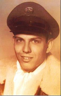 Ray Folwer in the U.S. Air Force. (Credit: Ray Fowler)