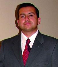 The author of the new book, Chilean Army Captain Rodrigo Bravo Garrido. (image credit: Publimetro.cl)