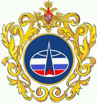 Emblem of the Russian Aerospace Defence Forces. (Credit: Ministry of Defence of the Russian Federation)