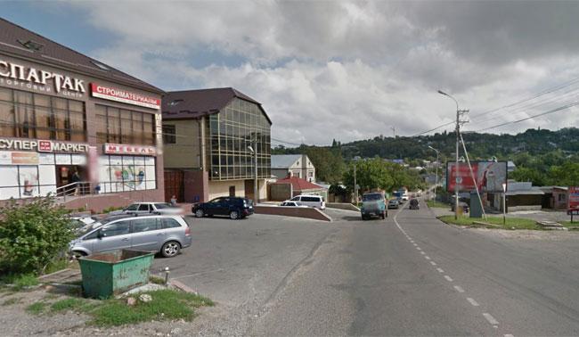 The city of Stavropol. (Credit: Google)