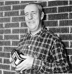 UFO witness/photographer George Stock