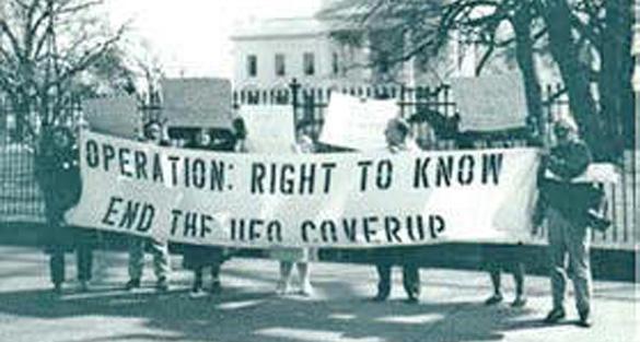 UFO-Activists