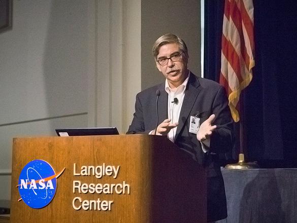 Mark Uhran NASA