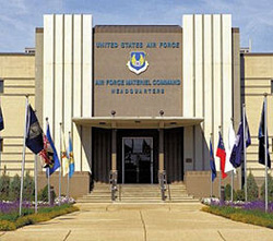 The National Museum of the United States Air Force is housed at Wright-Paterson Air Force Base. (Credit: Wikimedia Commons)